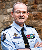 Interview du Général Richard Lizurey